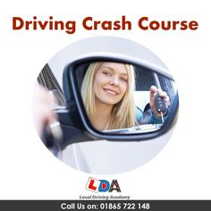 Learn to drive quickly and safely with a crash course. Our experienced instructors will get you on the road in no time and we offer discounted rates for block-booking: http://goo.gl/aEJ3wJ  #drivingcourse #drivingschool #oxforddrivingschool #drivinglessons #UK