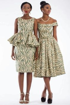 ~African fashion, Ankara, kitenge, African women d - Sassy Fashion Diva African Dresses For Women, African Print Dresses, African Attire, African Wear, African Women, African Prints, African Style, African Fashion Designers, African Inspired Fashion