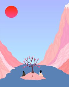 Esta artista crea sus pinturas en Microsoft Paint | The Creators Project