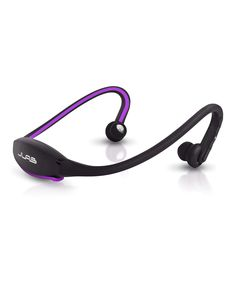 Purple Go Wireless Bluetooth In-Ear Headphones | Daily deals for moms, babies and kids