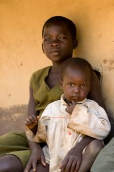 HIV/AIDS orphans...one day hope to influence or start a world wide organization for these precious kids