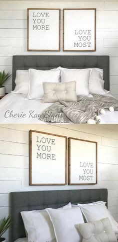 """bedroom wall decor 