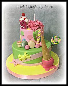Cake for girl
