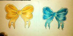 Bows tattoos