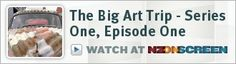 The Big Art Trip - Series One, Episode One badge