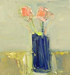 Two Flowers by Stephen Dinsmore