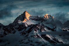 Obergabelhorn by Sebastian Tontsch on 500px