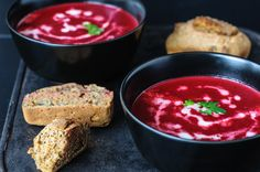 vegane rote beete suppe dinkelvollkornbrötchen (17)