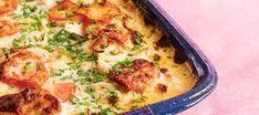 Nirppanokkien seitipaistos | Pääruoat | Reseptit – K-Ruoka Kitchen Time, Quiche, Food And Drink, Fish, Baking, Eat, Breakfast, Recipes, Henna