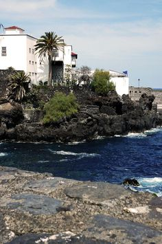 Puerto de la Cruz, Tenerife, Canary Islands_ Spain