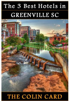 So happy to write about my amazing hometown of Greenville, South Carolina and share my love for G-Vegas with everyone - keep reading for the best hotels in Greenville SC! #Greenville #GreenvilleSC #GreenvilleSouthCarolina #besthotelsinGreenvilleSC #besthotelsinGreenville Greenville South Carolina things to do, Greenville SC art, Greenville SC downtown, Greenville SC things to do in, Greenville hotels, Greenville SC hotels, where to say in Greenville SC, places to stay in Greenville SC, G-Vegas