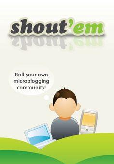 Facebook Kapanırsa Lazım Olur: ShoutEm - Facebook kapanacak mı kapanmayacak mı derken biz işimizi garantiye alalım dedik(...)