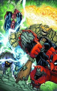 #Hulk #Fan #Art. (Hulked-Out Heroes) Vol.1 #1 Cover) By: Humberto Ramos. ÅWESOMENESS!!!™ ÅÅÅ+