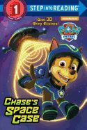Chase and the rest of Nickelodeon's PAW Patrol have an out-of-this-world adventure when they help a lost alien find his spaceship. Boys and girls ages 4 to 6 will love this Step 1 Step into Reading le