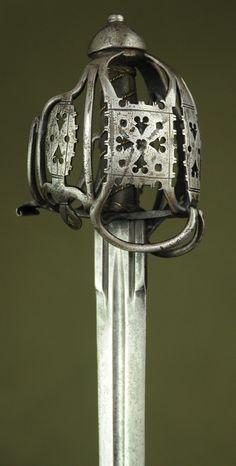 Pimping Weapons Daily, art-of-swords: Scottish Basket-hilt Sword ...
