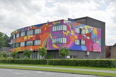 A hotel in Emmen, Netherlands where my home sweet home is !