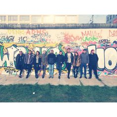 Crew Love - Berlin Wall Oct 2014
