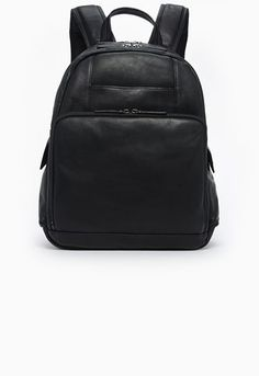 Danier Official Store, Della Leather Backpack, black black snake ...