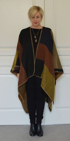 Stylish Murmurs: ITS A WRAP! THE BLANKET WRAP