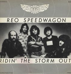 REO Speedwagon #Ridinthestormout