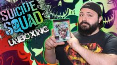 Suicide Squad 4K Bluray Unboxing | BLURAY DAN