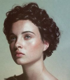 curly pixie, old fashion