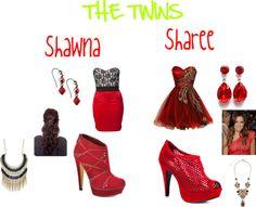 Shawna Ans Sharee, created by dezandroc on Polyvore