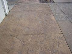 #Stamped #Concrete #Sidewalks