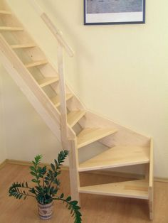 Shed Interior, Interior Stairs, Home Interior Design, Stairs In Living Room, House Stairs, Home Stairs Design, House Design, Loft Staircase, Attic Bedroom Designs
