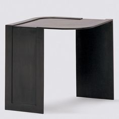 Christian Liaigre, Inc. Fold Side Table