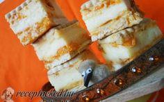 Sárgabarackos kekszes krémes recept fotóval