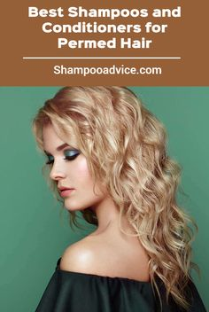 One of the first things stylists are likely to suggest is a shampoo that's safe for your treated hair. If you're interested in learning about the best shampoo for permed hair, keep reading. Good Shampoo And Conditioner, Best Shampoos, Permed Hairstyles, Hair Shampoo, Curls, Stylists, Learning, Perm Hairstyles, Studying