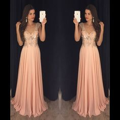 V-Neck Prom Dress,Long Prom Dresses,Charming Prom Dresses,Evening Dress, Prom Gowns, Formal Women Dress,prom dress,F267