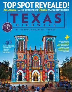 San Antonio | the Saga Cathedral is brilliant canvas for art installation http://texashighways.com/blog/item/7683-san-antonio-the-saga