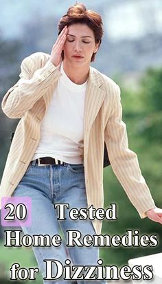 20 Tested Home Remedies - worth a try!