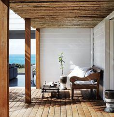 Outdoors via Real Living Magazine | http://homes.ninemsn.com.au/real-living/