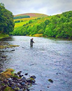 Scotland Fisherman