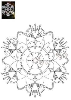 Crochet Snowflake Pattern, Crochet Motif Patterns, Dishcloth Knitting Patterns, Crochet Lace Edging, Crochet Snowflakes, Crochet Diagram, Christmas Snowflakes, Thread Crochet, Crochet Doilies