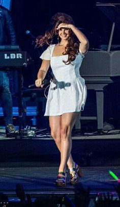 Lana Del Rey at the Sasquatch Festival #LDR #Endless_Summer_Tour