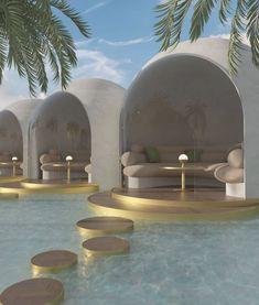 Architecture Design, Organic Architecture, Amazing Architecture, Minimalist Architecture, Aesthetic Rooms, Travel Aesthetic, Dream Home Design, House Design, Exterior Design