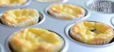 INSPIRATION: 30 things to make in a muffin tin. No further explanation needed – click through for some fab ideas :) #onehandedcooks