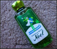Check out my review on this deliciously sweet shower gel <3 http://beautyfulljourney.wordpress.com/2013/12/01/bath-body-works-vanilla-bean-noel-shower-gel-review/