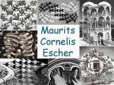 Beeldende vorming - Maurits cornelis escher