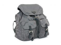 #Prada · #Backpack