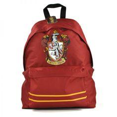 Harry Potter Rucksack Gryffindor Crest  Harry Potter - Taschen - Hadesflamme - Merchandise - Onlineshop für alles was das (Fan) Herz begehrt!