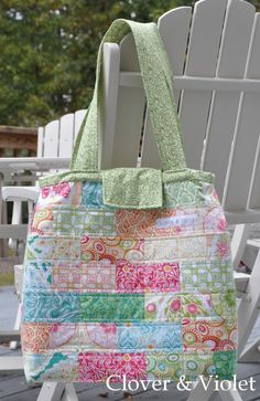 Clover & Violet — Blend Fabrics & Bags