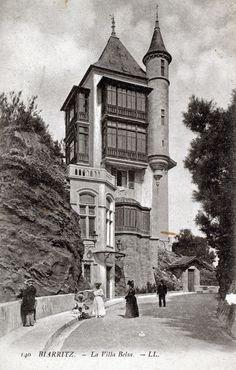 Pays Basque 1900: Les architectures de Biarritz