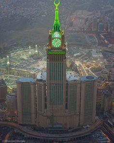 Mosque, Empire State Building, Architecture, Makkah, Travel, Instagram, Clock, Arquitetura, Watch