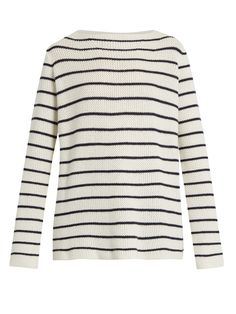 Stretton cashmere and silk-blend knit sweater | The Row | MATCHESFASHION.COM UK
