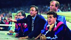 Cruyff the coach points the way to a brighter future